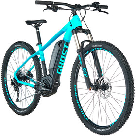 "Ghost Hybride Teru B 4.9 AL 29"", electric blue/jet black/shadow blue"